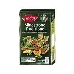 MINESTRONE FINDUS KG. 1