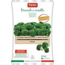 BROCCOLI ROSETTE PAREN KG. 2.5