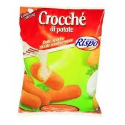 CROCCHE PATATE PROS/MOZ 25G. RISPO