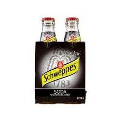 SCHWEPPES SODA CL 18