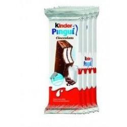 KINDER PINGUI' GR.120X4 CIOCCOLATO