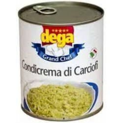 CONDICREMA AI CARCIOFI GR. 800