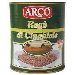 RAGU' DI CINGHIALE ARCO GR. 800