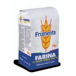 FARINA FRUMENTA 00 BIANCA KG.1
