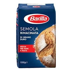SEMOLA RIMACINATA KG. 1