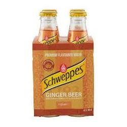 SCHWEPPES GINGER BEER CL.18