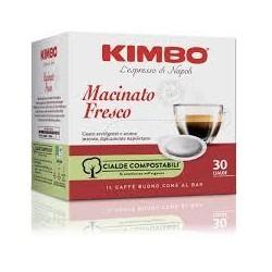 CAFFE IN CIALDE KIMBO MACINATO FRESCO PZ.30