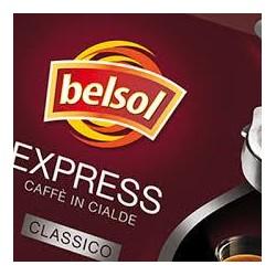CAFFE IN CIALDE BELSOL EXPRESS CLASSICO PZ.50