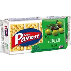 CRACKERS PAVESI OLIVE G 280