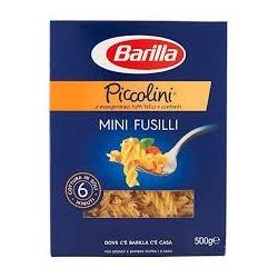 PASTA BARILLA ''I PICCOLINI'' MINI FUSILLI