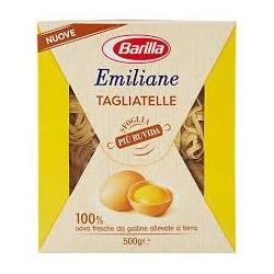 PASTA BARILLA TAGLIATELLE ALL'UOVO GR.500