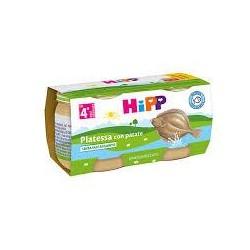OMOGENEIZZATO HIPP PLATESSA CON PATATE 2X80